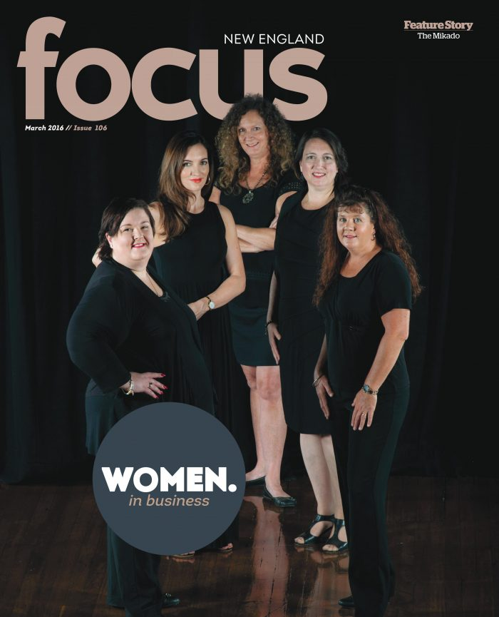 Image Focus Magazine Cover Women in Business 2016
