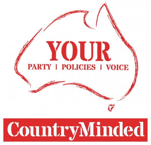 Logo CountryMinded
