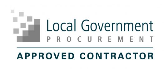 Logo for Local Government Approved Contractor