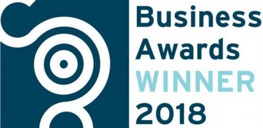 2018 Armidale Region Business Chamber Award Winner