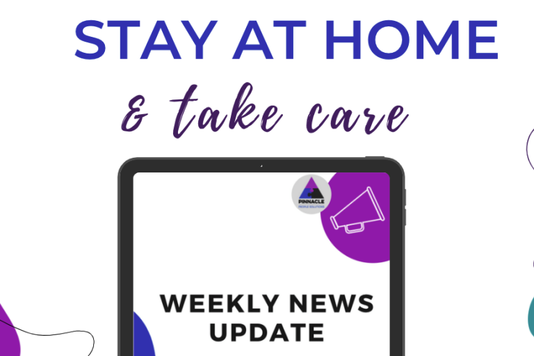 stay at home and take care